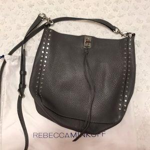 Rebecca Minkoff - Small Darren Leather Feed Bag